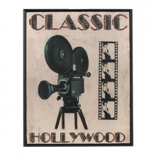FABULOUS Wooden Wall Art - Hollywood Fabulous Wooden Wall Art  Film NoirMovies any one  How good would this look in your entertainment or cinema roomMeasur. Please Click the image for more information.