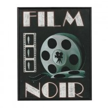 FABULOUS Wooden Wall Art - Film Noir  Fabulous Wooden Wall Art  Film NoirMovies any one  How good would this look in your entertainment or cinema roomMeasur. Please Click the image for more information.