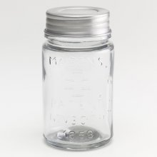 Mason Jar An vintage American classic this replica of the 1858 version has been used from storage to the manufacture of light fittings and chandeliers Please Click the image for more information.