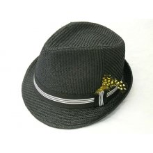 HM 013 HERRINGBONE TRILBY  Please Click the image for more information.