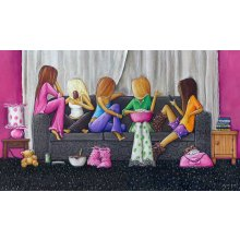 SLEEP OVER - GIRLS  90CM X 52CM SLEEP OVER  GIRLS  90CM X 52CM Please Click the image for more information.