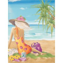 Sunbaking 60x90cm Canvas Sunbaking 60x90cm Canvas     Please Click the image for more information.