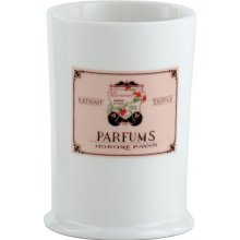 Plastic - CUP PARFUMS Hard plastic cup to hold your accessoriesVery chic Please Click the image for more information.