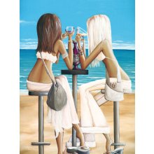 Drinks on the Beach Canvas 60x80cm 60cm x 80cm Drinks on the Beach Canvas Please Click the image for more information.