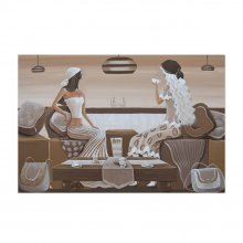 Sister Act Cafe 60x90cm Canvas Sister Act Cafe 60x90cm Canvas Please Click the image for more information.