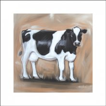 PROVINCIAL COW Blockmount Canvas 60x60cm Kelly Lane PROVINCIAL  COW Canvas BlockmountCanvas Blockmount is a timber board with a stretched canvas mounted on topMeasur. Please Click the image for more information.