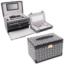 London Charm Rectangle Jewellery Box  Please Click the image for more information.