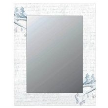 Blossom Mirror Measurements 52cm h X 42cm  Please Click the image for more information.