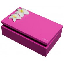 Originals Medium Trinket Box - Pink Mesaurement 19cm x 12cm Please Click the image for more information.