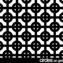 Circles on Grid Screen