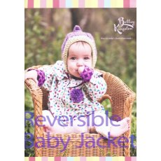 Bettsy Kingston Reversible Baby Jacket The Bettsy Kingston Reversible Baby Jacket is a simple and wonderful reversible baby jacket with peter pan collar and long sleeves. Please Click the image for more information.
