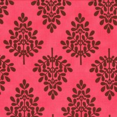 Its a Hoot Trees Chocolate on Pink Twill A simple but stunning tree design that repeats down the fabric length A lovely design for cushions napery and other homeware projects. Please Click the image for more information.