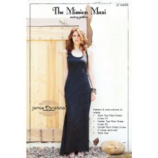 Jamie Christina The Mission Maxi The Mission Maxi by Jamie Christina is a soft free flowing maxi dress sewing pattern with plenty of options to choose from tank top maxi halter top maxi and godet back maxi Can. Please Click the image for more information.
