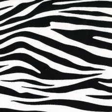 Metro Living Zebra Black &amp; White