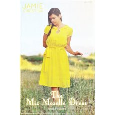 Jamie Christina The Miz Mozelle The Miz Mozelle is a dress full of sweet happinessThis vintage inspired dress features a peter pan collar keyhole neckline and an easy to make elastic waist The bo. Please Click the image for more information.