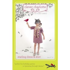 Clever Charlotte Starling Dress & Shirt Clever Charlotte Starling Dress  Perfect for birthday parties or tiptoeing through daisiesCharlotte loves the Starling Dress  Shirt for their versatility Use the. Please Click the image for more information.