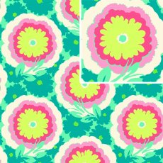 Soul Blossoms Buttercups Spearmint Rayon