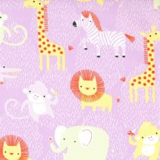 Safari Sweet Organic Animals Lavender Safari Sweet is an adorable organic collection of fabrics for the sweet little people in your life Please Click the image for more information.