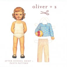 Oliver + s After School Shirt & Pants Oliver  s After School Shirt  Pants When school is over its time to change into something cute and comfortable The pat. Please Click the image for more information.