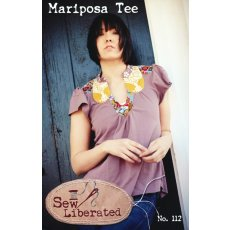 Sew Liberated Mariposa Tee Easy to make with delicate details the Mariposa Tee is a stunning addition to your casual wardrobe A great way to dabble in sewing with a knit fabric the Mariposa features a simple construction It. Please Click the image for more information.