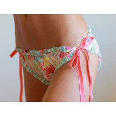 The Makers Journal Sweetie Every knicker drawer needs a little Sweetie cute tie side knickers with contrast frills and gorgeous ribbon trim . Please Click the image for more information.
