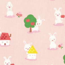 Puti de Pome Hide-and-Seek Rabbits Puti de Pome HideandSeek Rabbits is an adorable medium weight fabric that would look beautiful made into cushions quilts linen and lampshades in a nursery or bedroom. Please Click the image for more information.