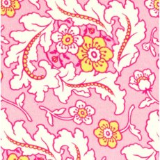 Heather Bailey Freshcut Finery Pink Flannel Remnant Freshcut Flannel by Heather Bailey is a beautifully soft flannel which would make gorgeous winter pjs a quilt throw or cosy cushions for the couch. Please Click the image for more information.