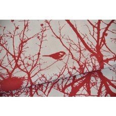 Kristen Doran Winter Nest Red Wide Width 