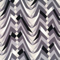 Alexander Henry Tropolis Grey Alexander Henry funky retro geometric in shades of grey black  white Please Click the image for more information.