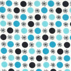 Flea Market Fancy Legacy Flower & Dot Blue  Please Click the image for more information.