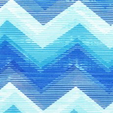 Dear Stella Lanikai Chevron Teal