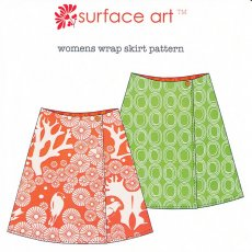 Surface Art Women's Wrap Skirt