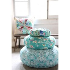 Honey Bun Poufs You will love the beautiful utility of these charming  fresh Honey Bun Poufs Show off your favourite fabrics  create instant artistic additions for your home 2 . Please Click the image for more information.