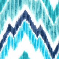 Dear Stella Kallianthi Flamestitch Teal Dear Stella Kallianthi Flamestitch is a mix of our two most popular designs this season ikat and chevron . Please Click the image for more information.