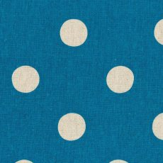 Echino Maruco Large Polka Aqua Echino Maruco is an extra large polka dot design printed on a beautiful medium weight cottonlinen blend A. Please Click the image for more information.