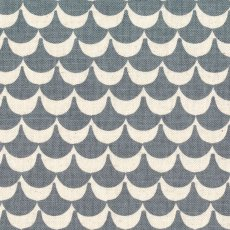 Stamped Waves Grey