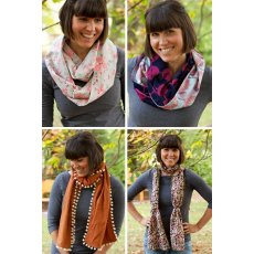 Make It Perfect Scarves and Cowls Sewing Card