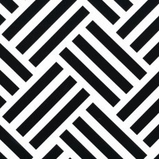 Bekko Parquet Wide Width Black Bekko Parquet is a striking largerscale cross hatch geometric design printed on a lovely medium weight 100 cotton sateen Sui. Please Click the image for more information.