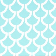 Bekko Billow Wide Width Aqua