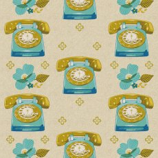 Ruby Star Sparkle Phones Go With Me Natural Ruby Star Sparkle is a fabulous new collection by popular designer Melody Miller This funky telephone fabric is perfect for so many crafts and sewing projects Please Click the image for more information.