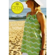 Amy Butler Sun Surf Halter Amy Butlers Sun Surf Halter is both flattering and comfortable and a perfect sewing project for beginnersA versatile garment that can be dressed up with a skirt or pants or down for the beach or just running about town and also includes childrens sizingFeatur. Please Click the image for more information.