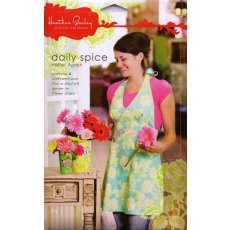 Heather Bailey Daily Spice Halter Apron Spice up your cooking with Daily Spice aprons  great for gardening and crafting tooThis flirty and fashionable apron comes in three sizes Each s. Please Click the image for more information.