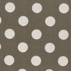 Kokka Polka Large Grey