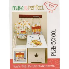 Make It Perfect Play School Your budding little artist will be ready to create in style wearing a custommade original  art smock of their own T. Please Click the image for more information.