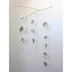 Dandi Leaf Mobile Pattern