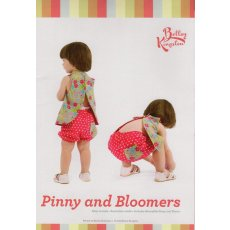 Bettsy Kingston Pinny and Bloomers A cute and easy to make reversible pinny and bloomers  The pinny is a classic design simple enough to become an apron bib dress or swing top  M. Please Click the image for more information.