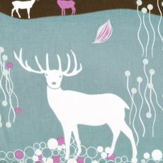 Saffron Craig Elk Landscape Aqua Marine