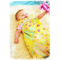 Favorite Things Hushabye Baby Keep baby covered and cozy for sleep or play This fully lined infant sleeping bag has velcro tabs at shoulders as well as a  side zipper making it easy to remove baby and to change nappies . Please Click the image for more information.