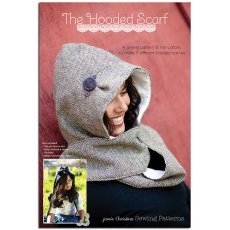 The Hooded Scarf The Hooded Scarf by Jamie Christina is the perfect stylish accessory for a simple dayThe Hooded Scarf sewing pattern comes complete with full size pattern pieces and instructions to make 5 different Hooded Scarves which are the Basic Hooded Scarf Ruffle Hooded Scarf Drawstring Hooded Scarf Pleated Hooded Scarf and the Cat Ear Hooded Scarf Along wit. Please Click the image for more information.