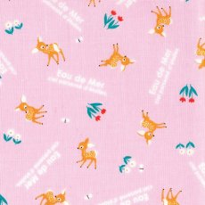 Eau de Mer Petite Deer Pink